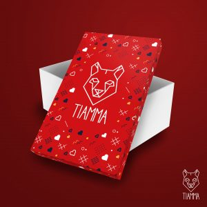 Veselá valentínska krabička